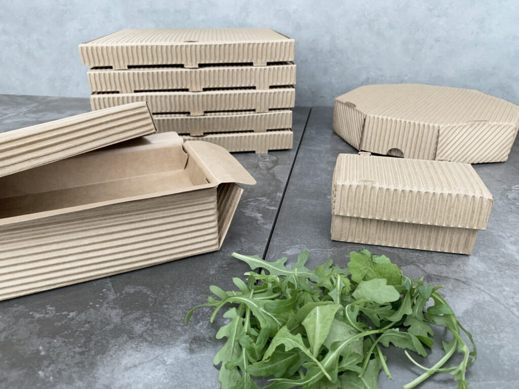 Eco-Friendly Food Packaging Containers